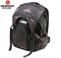bags motorcycle parts - Feather parts new Scoyco game racing motorcycle backpack bag MB12