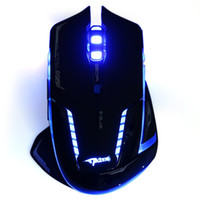 Wholesale E BLUE EMS601 Key Wireless Mice LED GHz Optical Gaming Mouse Adjustable DPI For Home Or Office y