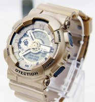 Wholesale Latest model watch ga110 watch classic sports wristwatch relogio reloj de pulsera LED WATCH