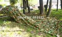 Wholesale X3m camouflage Car Drop Cloths Hunting Camping Military Camouflage Net Cloth CA30153170