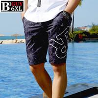 big guys - Big Guy Store Oversized Men Short Shorts Plus Size XXXL XL XL XL New Fat Casual Bermuda Shorts Men Beach Wear short
