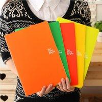 Precio de Cuadernos forrados diarios-Al por mayor del paquete de