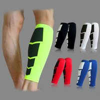 Wholesale Leg Sleeve Support Brace Calf Basketball Sport Compression Calf Stretch Thigh Skin Protector Sport Safe PC