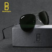 aviator coats - UV400 men ray sunglasses bain women s band sunglasses coating sun glasses mm glass lenses Bruno dunn aviator