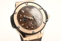 aero mechanical - mens automatic men dress watch aero mechanical watches wristwatch black ruber band fashion