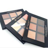 Wholesale 2016 New Arrival Ana stasia Cream Contour Kit Light Medium deep Makeup Face Powder Foundation Concealer Ana stasia contour cream kit