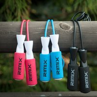 Wholesale RIMIX sports rope skipping professional adult fitness equipment weight loss bearing variety of sports equipment