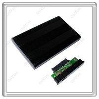 Wholesale S5Q quot Sata to USB New Design Hard Disk Drive CADDY HDD External Hard Disk Case External Enclosure