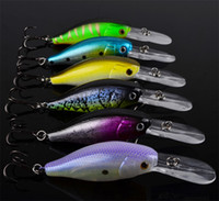 big bills - New Aritificial Ocean Sea Fishing Lure Bait colors cm g ABS Plastic Long Bill Minnow fishing lure