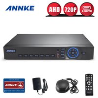 Wholesale ANNKE HD P CH DVR HDMI Video Recorder DVR For Security CCTV Camera System