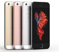 Wholesale New Original Brand New Apple iPhone SE G GB GB Black Silver Pink Gold iOS Inch Screen