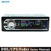 Wholesale car dvd Car Car Mp3 Player Card Machine Car Lossless Music Player Car Radio Mp3
