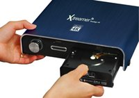 Wholesale xtreamer prodigy K media player with quot HDD slot HDMI in recoding