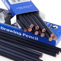 best drawing pencils - maries12 Pieces Box H B Sketch Drawing Pencil Set Best Quality Non toxic Standard Pencils for Office School Pencil