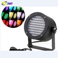 Wholesale Professional LED Stage Lights Led RGB PAR LED DMX Stage Lighting Effect Led Flat for DJ Disco Party KTV