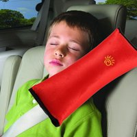 Wholesale Car Baby Auto Pillow Car Safety Belt Protect Shoulder Pad adjust Vehicle Seat Belt Cushion high quality