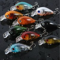 artificial lake - 4 cm g colors Minnow Artificial Bait Fishing Lures Bionic Bait Fishing Baits Hooks Lake River Ocean Fishing Hard Bait Wanya Fishing tackl
