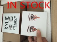 Wholesale DHL free new arrival Kylie Cosmetics Jenner Kyshadow eye shadow Kit Eyeshadow Palette Bronze Cosmetic Colors
