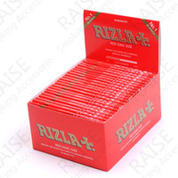 Cheap Rizla King Size 100 MM Cigarette Rolling Paper Quality Papers Smoking Thin Tobacco Rolling Paper
