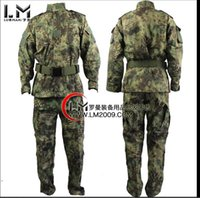 bdu set - Kryptek Mandrake Men Army Military Equipment Airsoft Paintball Shooting BDU Uniform Combat shirts and pants set