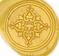 best design schools - Best Quality Custom design vintage wax stamp sealing Wax stamp forl office school supplies