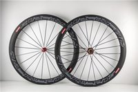 Wholesale fast delivery mm full T1000 carbon wheelset k carbon road bike wheelset clincher light carbon wheels