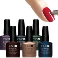 shellac nail polish - Shellac Pick In Genuine All Colours Uv New Gel Polish Part Shellac Base Coat Tips Nails Clear With Decoration