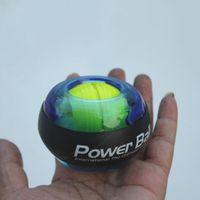 Wholesale PB03 Power Ball Gyroscope Wrist Strengthener Ball Wrist Power Force Ball Arm Exercise Power Grip Ball Fitness Equipment