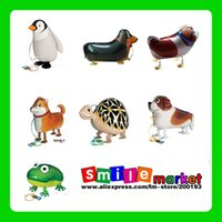 balloon outlet - Hot selling DHL EMS Factory outlets pieces walking pet balloon