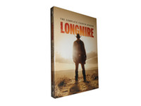 Wholesale Factory Longmire Season DVD Box Set disc DVDS and Hot Seller by DHL Shipping from dora