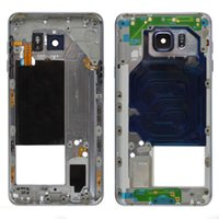 Wholesale new Original Middle Frame For Samsung Galaxy Note Note N920 Mid Bezel metal frame housing chassis parts