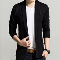 ae color - 2014 New Spring sweater men cardigan Korean Slim Thin V neck Long Sleeve Sweaters High Quality Casual Cardigans AE LN
