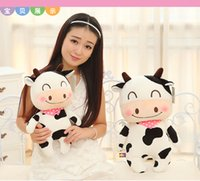 anime wedding girl - New Cow plush toys doll dolls doll wedding gift birthday girl children custom women