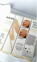 Wholesale NYX Concealer BB Cream g Moisturizing Foundation BB Cream Color Naked Makeup Base Isolation Body Concealer Cream Beauty