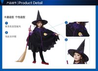 best plus size halloween costumes - Cloth of Witch Sorceress Cosplay Costumes Children s Dress Halloween party costumes children s gift dress for children the best gift