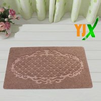 Wholesale Floor mats Brand Kitchen Carpet Toilet Tapete Water Absorption Non slip Rugs Porch Doormat Para Quarto Casa And Free Gift non toxis