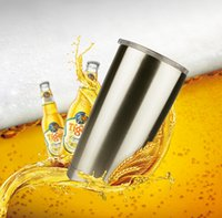insulation - 2016 Hot sell Bilayer Stainless Steel Insulation Cup OZ oz YETI Cups Cars Beer Mug Large Capacity Mug Tumblerful