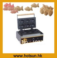 Wholesale V V Commercial Use Electric Japanese Fish Waffle Maker