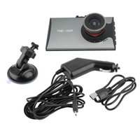 Wholesale Mini Inch Full HD p Night Vision Car Dvr Auto Camera Dvrs Parking Recorder Video Camcorder Black Box Dash Cam
