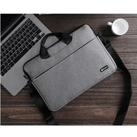Wholesale 15 inch Notebook Computer Bag Tablet Computer Computer Waterproof Bag Portable Shoulder Bag Outdoor Fashion Computer Bag