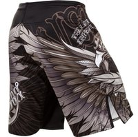 Wholesale New Arrival High Quality MMA Boxing Shorts Men Trunks Sanda For Fighting Muay Thai Martial