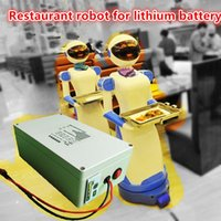 Wholesale 2016 Real V High volume Restaurant Dishes Special Lithium Battery Lithium ion Pack Old People Walking Robot Carriage Car Batteries