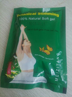 Wholesale 5PCS MEIZITANG Botanical slimming weight loss fat burnner herbal lose weight