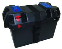 battery sump pump - Smart Marine Battery Box Case Boat Outdoor Solar Power Camping Backup Sump Pump