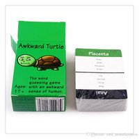 adult humor gifts - Christmas Gift Awkward Turtle The Adult Party Game with a Crude Sense of Humor by da Vinci s Room Cards Game