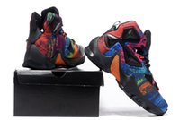 Wholesale High End lebron Men Professional Basketball Shoes Plus Size Medium Cut Rubber Sneakers for Male Female New Ankle Boots