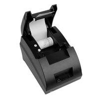 Wholesale NEW mm POS Thermal Dot Receipt Bill Printer USB Mini Set Roll Paper POS C