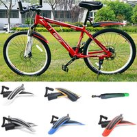 Wholesale Hot Sale Bicycle Mudguard Mountain Bike Fenders Set Mud Guards Bicycle Mudguard Wings For Bicycle Front Rear Fenders