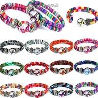 Wholesale 2016 New National Charm Bracelets Noosa Trendy Bracelet Snap Button Jewelry Wristband Best Gift noosa bracelet