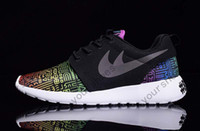 aztec print - ROSHE RUN ONE BETRUE Aztec Print Sneaker Hot sell fashion Men s Women s Lover Running Sport Shoes US Size5
